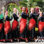 Bev Lyn Spanish Dance Classes
