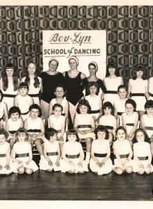 Contact Bev Lyn Dance School
